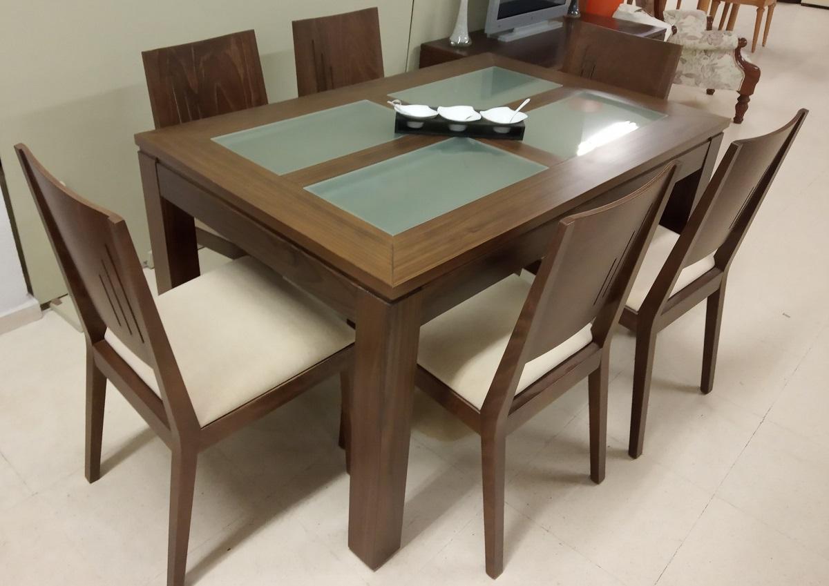 Mesas de comedor de todos los estilos - Muebles Pedro Garcia